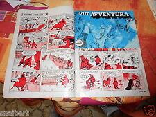 RIVISTA FUMETTO  VITT  NR 29  1969  INSERTO   VITT  AVVENTURA  BOB  DYLAN