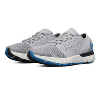 Under Armour Mens Speedform Europa Running Shoes Trainers Sneakers Grey Sports