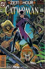 DC Comics 1993 Series CATWOMAN #14 Near Mint NM Jim Balent Batman Bag+Board