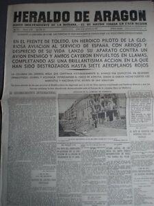 PERIÓDICO GUERRA CIVIL 19 SEPTIEMBRE 1936 TOMA ORMAIZTEGUI USURBIL Y AGUINAGA