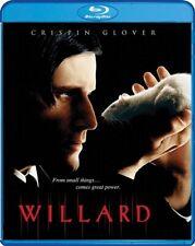Willard New Sealed Blu-ray 2003 Crispin Glover