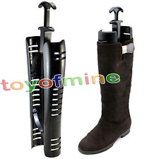 hot sales new   2 KNEE HIGH Boots Stand Holder Shaper Shoes Up Tree Stretcher