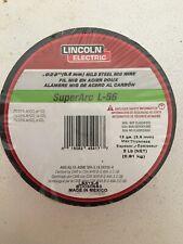 Mig Welding Wire Super-Arc L-56 12 ga. (2.6mm) .025 Spool 2 Lb.