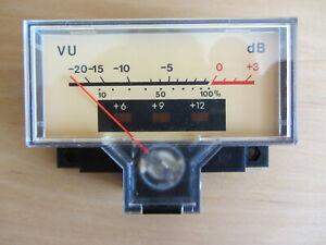 Revox Studer VU-Meter für C 270