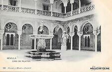 SPAIN - Sevilla - Casa de Pilatos - Hauser y Menet