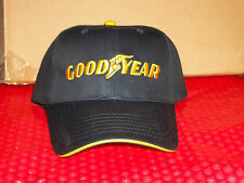 GOODYEAR HAT  G395 LHS BASEBALL CAP with  Buckle Strap NEW