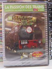 51 dvd la passion des trains atlas la pacific une machine de légende neuf scellé