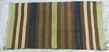 "Hand Woven 100% Cotton Kilim Rug - BNWT - 27"" x 54"" / 69cm x 137cm (B)"