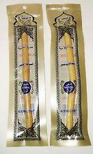 100 Natural Toothbrush Vacuum Sealed Siwak Miswak Joblot Wholesale Islam Muslim
