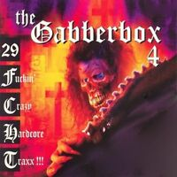 GABBERBOX 4 = Paratoxic/Snake/Rob/Devon/Pyvo/Buzz...=3CD= HARDCORE GABBER !!