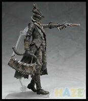 Figma 367 Hunter Bloodborne Action Figure PVC Jouet Cadeau Nouveau Dans Boîte