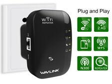 Wavlink N300 Mbps Wireless Range Extender Wifi Repeater / AP  Signal Booster WPS