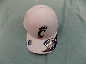UC Bearcats baseball hat white