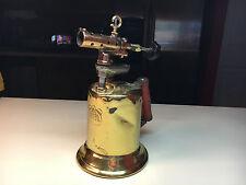 Old Vtg Clayton & Lambert Co Brass Blow Torch Detroit MI USA