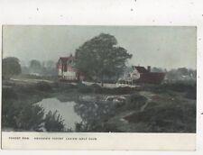 Forest Row Ashdown Forest Ladies Golf Club Sussex Vintage Postcard 651b