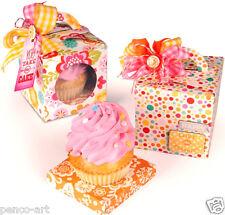 Bigz XL Die Taglio Cupcake Box per Sizzix Xcut eBosser ecc. 659900