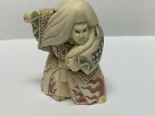Antique Japanese Netsuke Signed