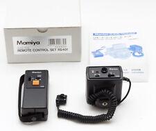 Mamiya 645 / RZ 67 Remote control Set RS401 Fernauslöser   RS 401 NEU / NEW