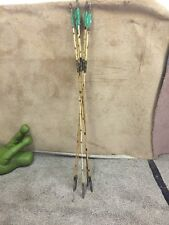 5 Five Atlatl Darts Spear Thrower Darts Woomera Aboriginal Abo