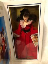 GONE WITH THE WIND 50TH ANNIVERSARY WORLD DOLL ~ 1989 ~ SCARLETT-RED