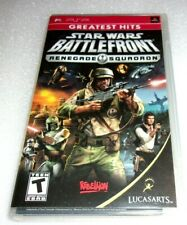 Star Wars Battlefront Renegade Squadron Sony PSP Greatest Hits