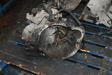 CITROEN C8 PEUGEOT 807 2.0 HDI 5 SPEED MANUAL GEARBOX - 20LM24 #1185