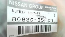 〇Nissan Genuine 180SX 240SX Silvia S13 Door Weatherstrip Right Left Seals x2 Set