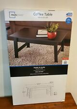 Mainstays Lift-Top Coffee Table Black