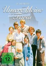UNSERE KLEINE FARM, Staffel 8 (6 DVDs) NEU