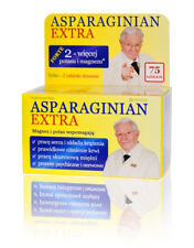 Asparaginian EXTRA Forte 100 tablets, Natural magnesium and potassium!