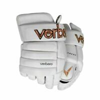 New Verbero Cypress 4-Roll SR. White Copper Hockey Gloves