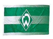 Werder Bremen  100 x 150  cm Fahne Flagge mit 2 Messingösen