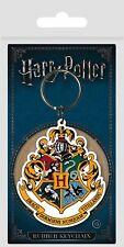 Portachiavi Ufficiale Harry Potter Originale Hogwarts Serpeverde Grifondoro ...