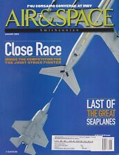 Air & Space Magazine (Jan 2003) (F-35, PBY-5A, Wright Flyer, Chalk's Airline)