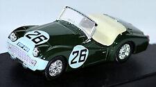 Triumph TR3 A Le Mans 1959 #26 Peter Bolton racing green 1:43 Vitesse L005