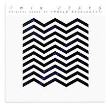 `Angelo Badalamenti - Twin Peaks (Original Score) [LP] (UK IMPORT)  VINYL LP NEW