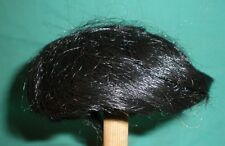 "doll wig black 9 to 9.5"" short haircut"
