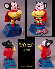 Electric Tiki Factory New! Mighty Mouse Teeny Weeny Maquette Statue