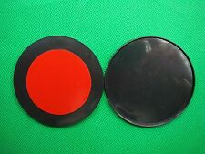 3 x DASHBOARD DISK FOR GARMIN NUVI GPS SUCTION CUP MOUNT