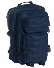US ASSAULT Daypack Rucksack Small Navy blue blau  pack