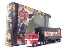 Vintage G2 Transformers OPTIMUS PRIME Trailer & Original Box 1993 Takara Hasbro