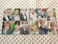 NCT DREAM 3rd Mini Album WE BOOM WE Ver. & BOOM Ver. Photocard Set KPOP