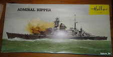 Heller 1/400 ADMIRAL HIPPER 1033
