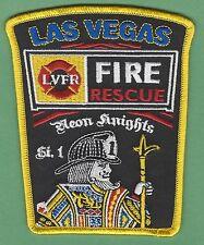 LAS VEGAS FIRE DEPARTMENT STATION 1 COMPANY PATCH