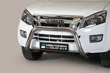 ISUZU D-MAX 2012-2018 MISUTONIDA ant. BARRA,protezione antiurto,spinta Barra ad