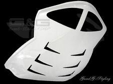 Rear passage Hatch Fairing MTKT White for Peugeot Speedfight 2 AC LC 50