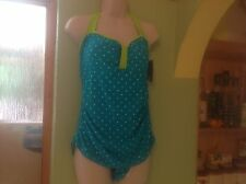 BNWT LOVELY LADIES AQUA MARINE SWIMSUIT by REGATTA GREAT OUTDOORS COLLECTION S20