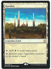 MTG Karakas FOIL x1 Eternal Masters MYTHIC LAND, EMA, MAGIC NM UNPLAYED MTG