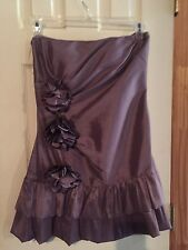 Sexy Lavender  Super short Formal Dress Size 9/10 NWT holiday new year