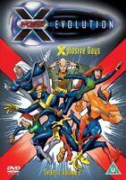 X MEN EVOLUTION - Xplosive Days Explosive Series 1 Volume 2 Animated Cartoon DVD
